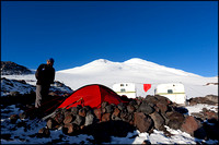 Mt. Elbrus Base Camp