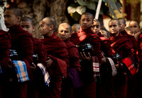 Young Monks, Burma